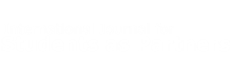 International Journal for Students as Partners